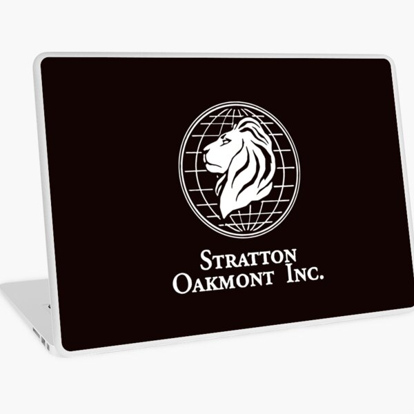 Stratton Oakmont Logo - The Wolf of Wall  Street Laptop Skin