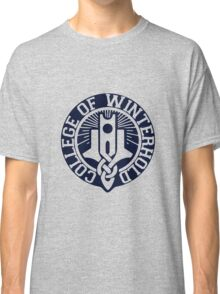 College of Winterhold Logo Design Classic T-Shirt