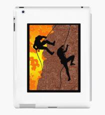 Rocky Climb iPad Case/Skin