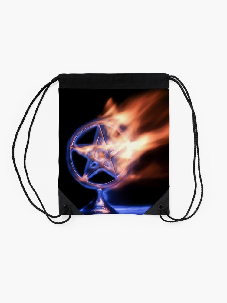 Alternate view of The Impact Of The Inquisition Drawstring Bag
