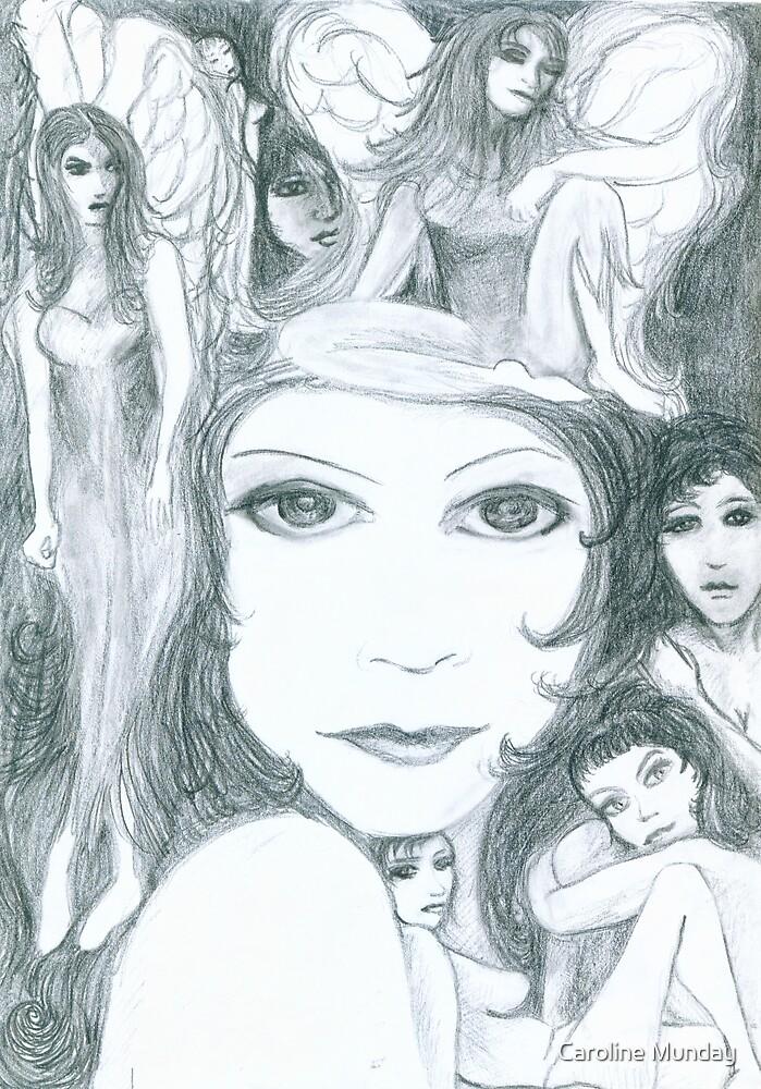Ladies by Caroline Munday