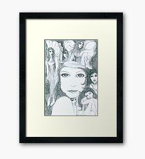 Ladies Framed Print