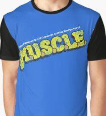 M.U.S.C.L.E.  Graphic T-Shirt