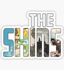 The Shins Sticker