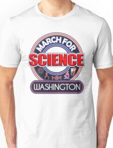Climate Change March for Science WASHINGTON 2017 Unisex T-Shirt