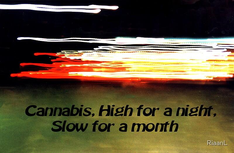 Cannabis by RiaanL