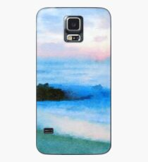Tranquil Sea Case/Skin for Samsung Galaxy