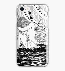Drowning In Attachments iPhone Case/Skin