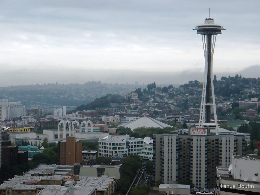 Seattle by Tanya Boutin