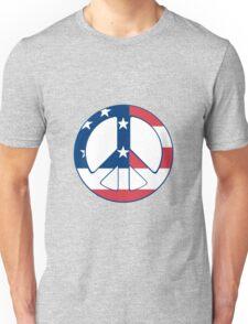 peace (usa) Unisex T-Shirt