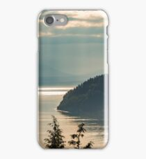 Misty Island iPhone Case/Skin