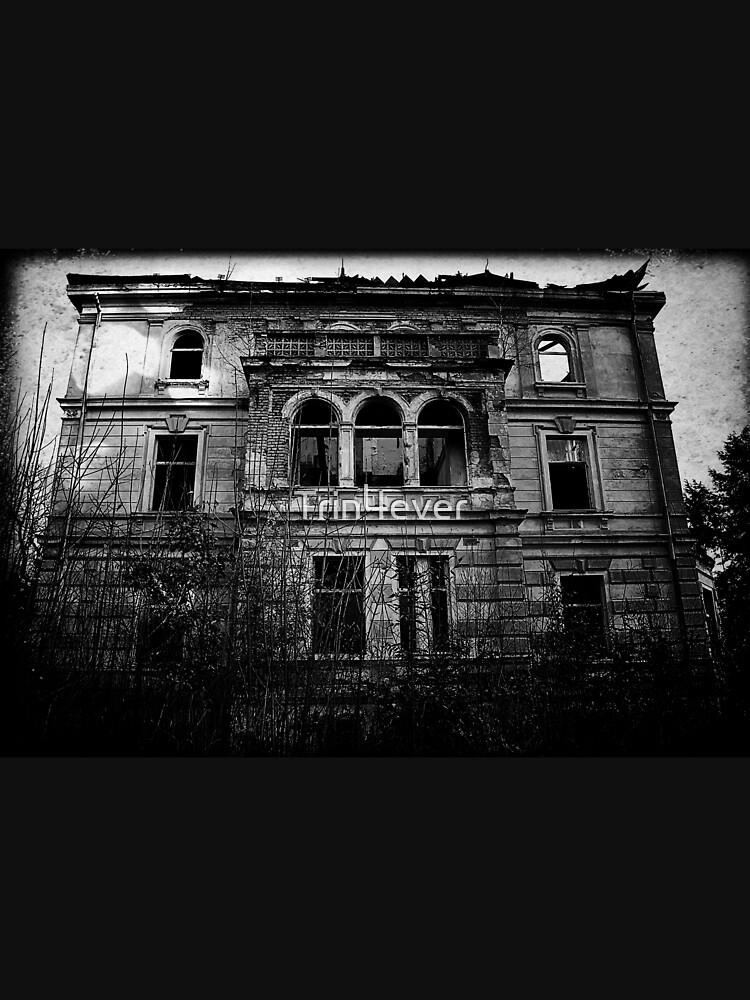 Asylum -bw by Trin4ever