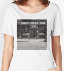 McSorley's Old Ale House Women's Relaxed Fit T-Shirt