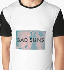 Bad Suns Clouds Graphic T-Shirt