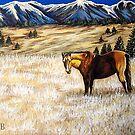Marley In Horse Heaven by Susan McKenzie Bergstrom