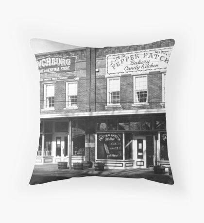 Lynchburg Hardware Throw Pillow