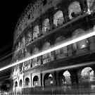 Colosseum, Rome by davidrhscott