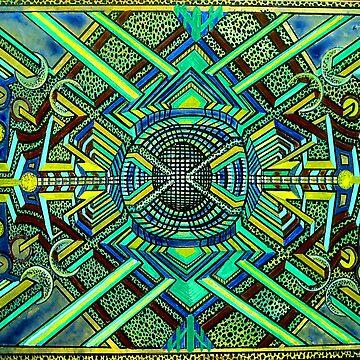 MetallicMazeColor2 by Aquilla56
