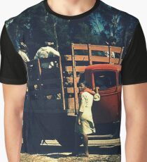 Old truck Graphic T-Shirt
