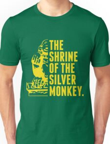 The Shrine of the Silver Monkey! T-Shirt