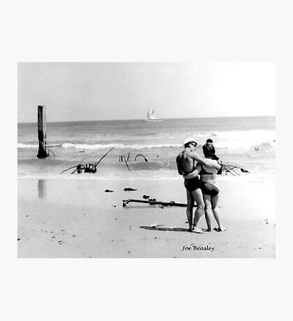 New Jersey Shore, 1964 Photographic Print