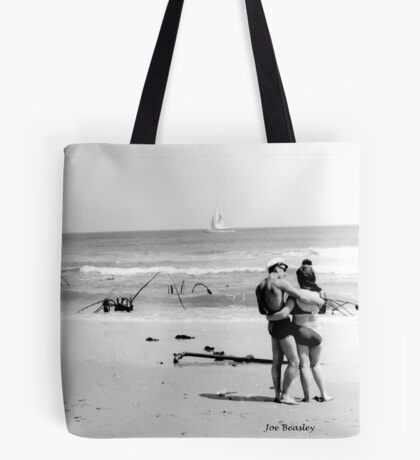 New Jersey Shore, 1964 Tote Bag