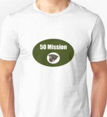 50 Mission Cap T-Shirt