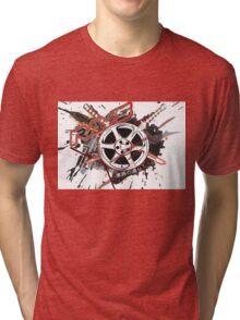 Rays Mercy  Tri-blend T-Shirt