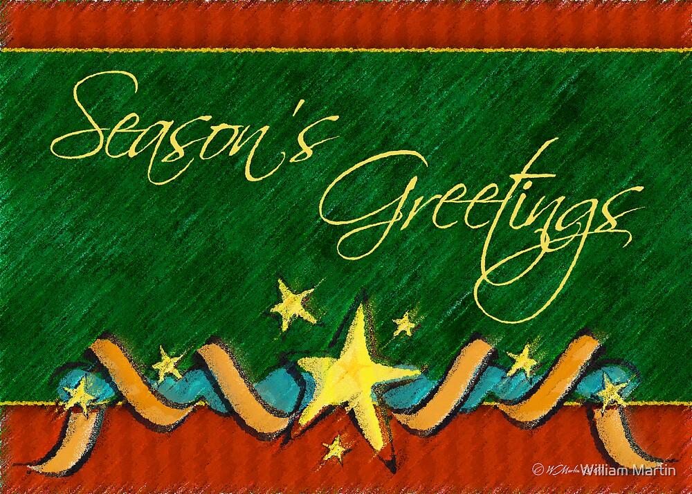 Season's Greetings by William Martin