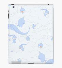 Cuddly clouds iPad Case/Skin