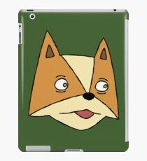 mccloud, fox iPad Case/Skin