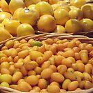 Colorful Fruit, Lower Manhattan, New York City by lenspiro