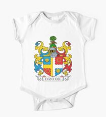 Brook Coat of Arms One Piece - Short Sleeve