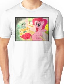 Pinkie Pie Smiling School Unisex T-Shirt
