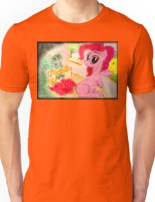Pinkie Pie Smiling School Unisex T-Shirt