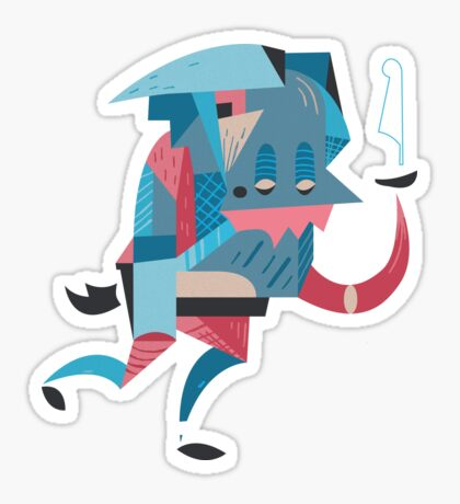 Meant to Be Sticker