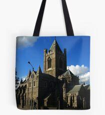 Christ Church - Dublin Tote Bag