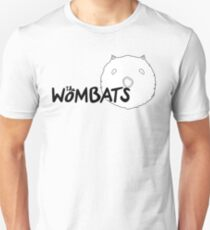 The Wombats Unisex T-Shirt