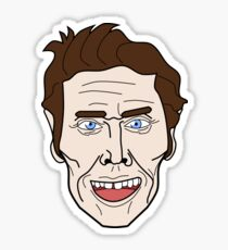 Dafoe Sticker