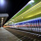 The 18:22 Light Stream to Birmingham by Ian  James