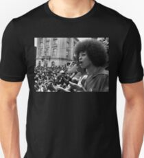 Angela Davis Speech Unisex T-Shirt