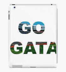 GO GATA iPad Case/Skin