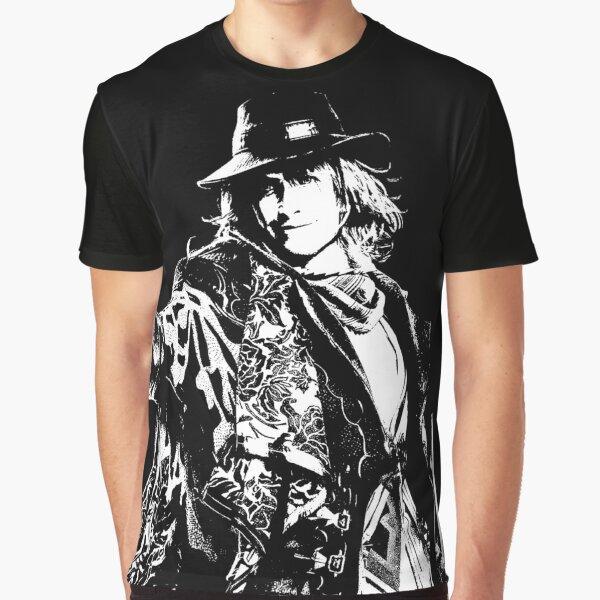 Weathered Ardyn Izunia Final Fantasy XV Graphic T-Shirt
