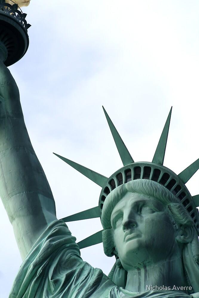Miss Liberty  by Nicholas Averre