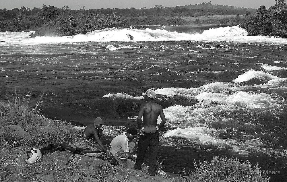 The River Nile by Simon Mears