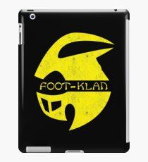 Foot-Klan iPad Case/Skin