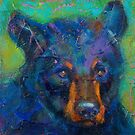 Earth Keeper: Black Bear by Rosemary Conroy
