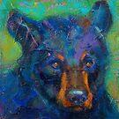 Earth Keeper: Black Bear by Rosemary Conroy