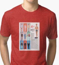 ADVERTISEMENT / Ken Doll Tri-blend T-Shirt