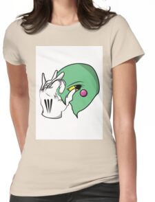 These hands Womens Fitted T-Shirt